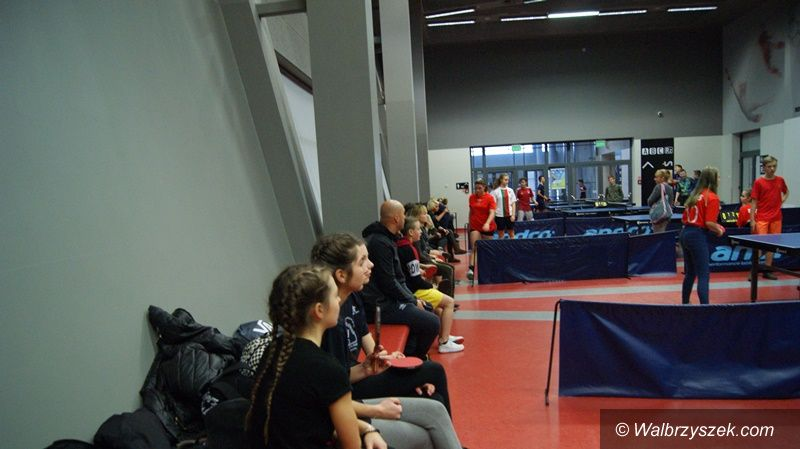 Wałbrzych: Tenis na koniec tegorocznych zmagań