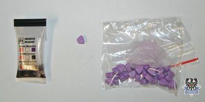 Wałbrzych: 16–latek zatrzymany z narkotykami