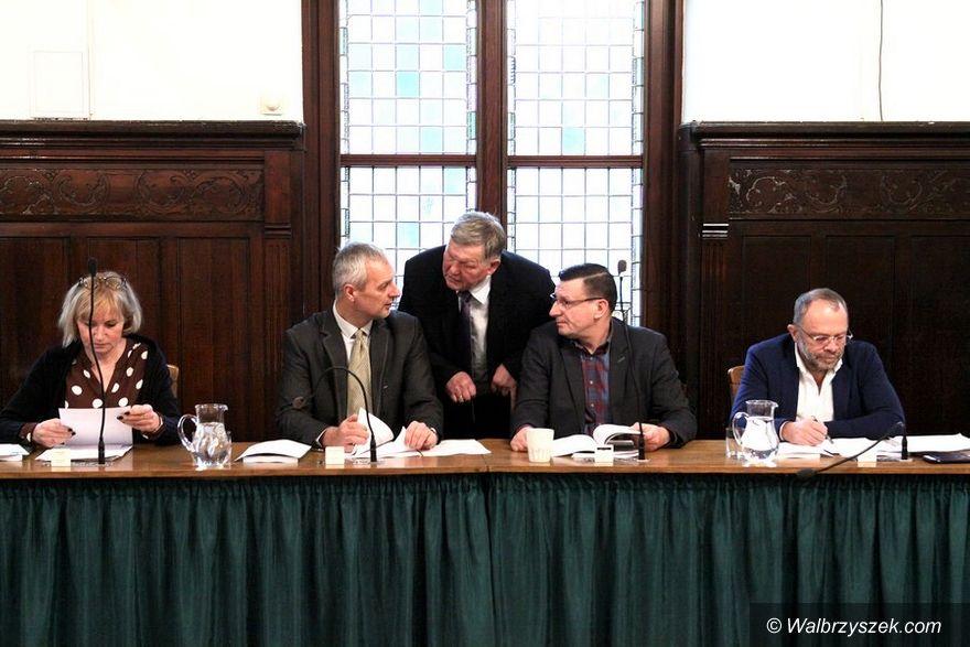 Wałbrzych: Wałbrzych ma budżet na rok 2019, ale nie wszyscy radni go popierają