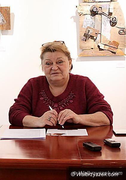 Wałbrzych: Alicja Młodecka kończy pracę w BWA