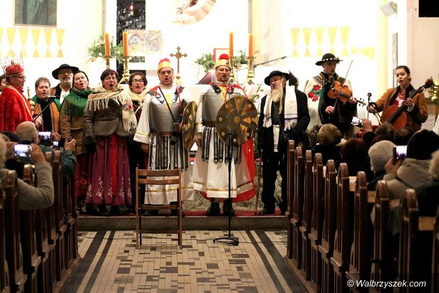 Wałbrzych: Koncert kolęd w Parafii Zmartwychwstania Pańskiego