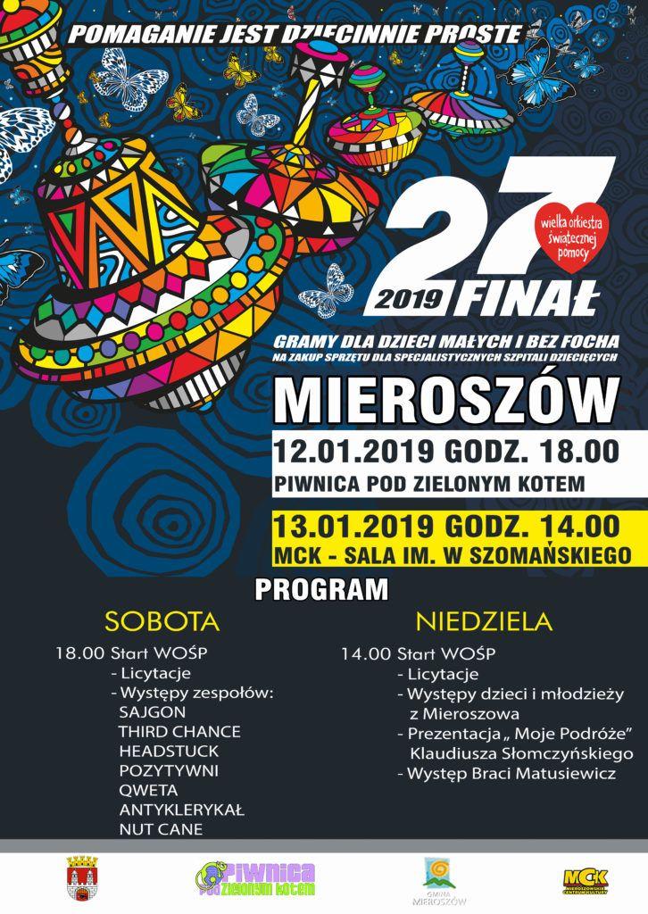 REGION, Mieroszów: Mieroszów zagra z WOŚP