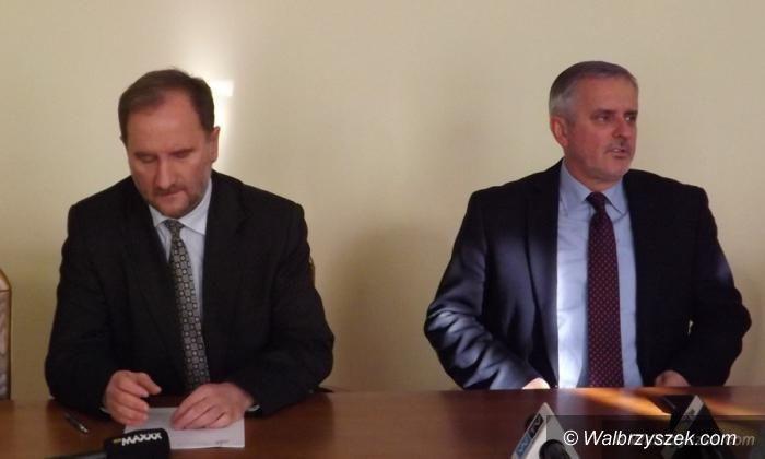 Wałbrzych: Nogajczyk zastąpił Małeckiego na stanowisku szefa MZB