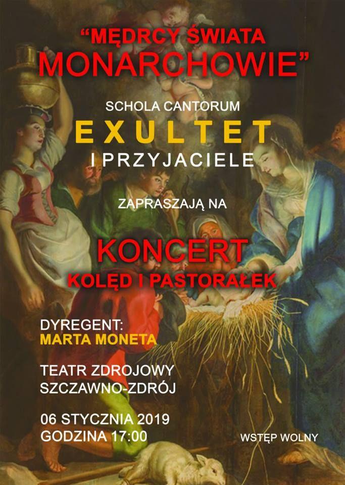 REGION, Szczawno-Zdrój: Piękne kolędy wybrzmią w Teatrze Zdrojowym