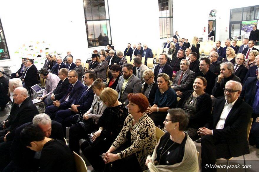 Wałbrzych: Spotkanie Noworoczne w Starej Kopalni