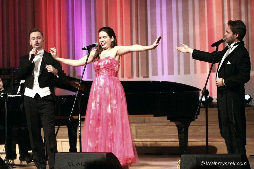 Wałbrzych: Koncert Wiedeński w Filharmonii Sudeckiej