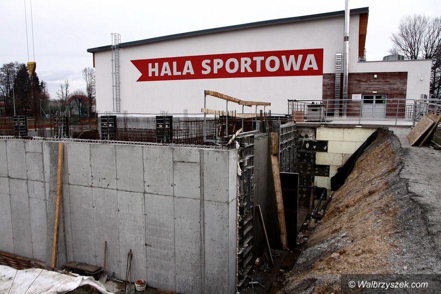 REGION, Szczawno-Zdrój: Szczawieński Delfinek rośnie w oczach
