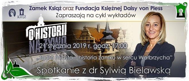 Wałbrzych: O historii na żywo – Jądro miasta. Powstanie i rozwój wałbrzyskiej rezydencji Czettritzów