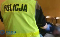 Wałbrzych: Za napad na 83–latkę trafił do aresztu