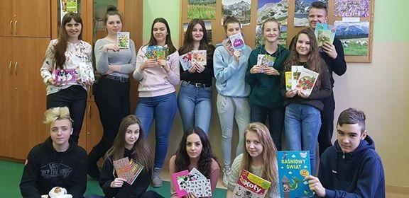 REGION, Boguszów-Gorce: Kartki urodzinowe dla chorej Mariki