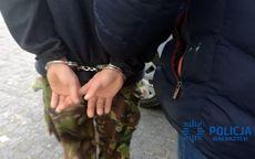 Wałbrzych: 54–latek zatrzymany za kradzieże wyrobów alkoholowych, artykułów spożywczych i chemicznych