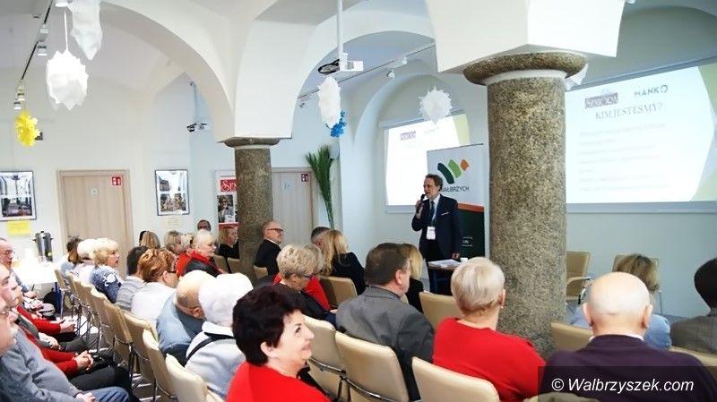 Wałbrzych: Karta Seniora również w Wałbrzychu