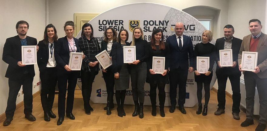Wałbrzych: Certyfikacja Gminnego Centrum Obsługi Inwestora I Eksportera