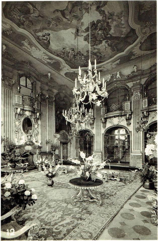 Wałbrzych: Nieznane zdjęcia zamku Książ wróciły z Niemiec