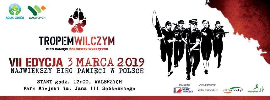 Wałbrzych: Kolejna edycja Biegu Tropem Wilczym przed nami