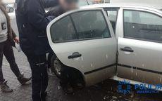 Wałbrzych: Jechali pijani quadami ulicą Bema w Wałbrzychu