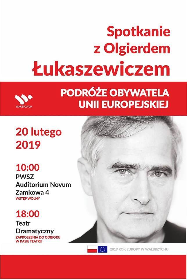 Wałbrzych: Znany polski aktor spotka się z wałbrzyszanami