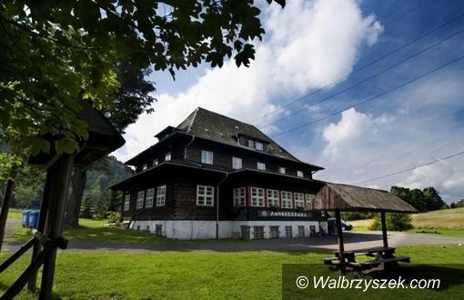 REGION, Gmina Mieroszów: Zagospodarowanie turystyczne na szczycie Suchawa