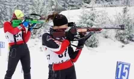 Europa: Biathlonistka z Sokołowska osiągnęła najlepszy wynik w gronie seniorek