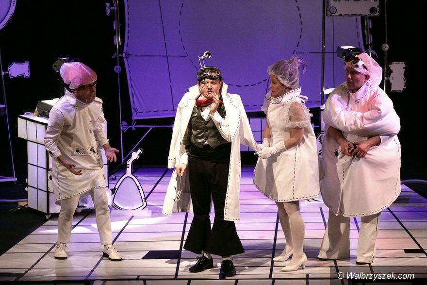 Wałbrzych: Teatr Lalki i Aktora zaprezentował kolejną premierę