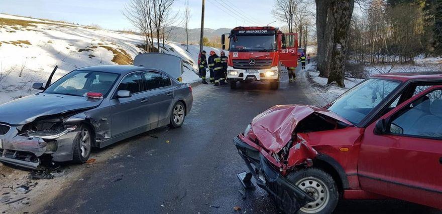 REGION, Mieroszów: Poszkodowana obywatelka Czech trafiła do szpitala