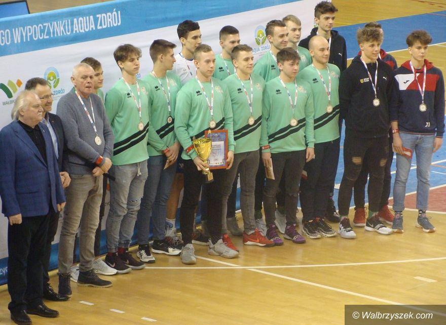 Wałbrzych: Medale dla juniorów Chełmca
