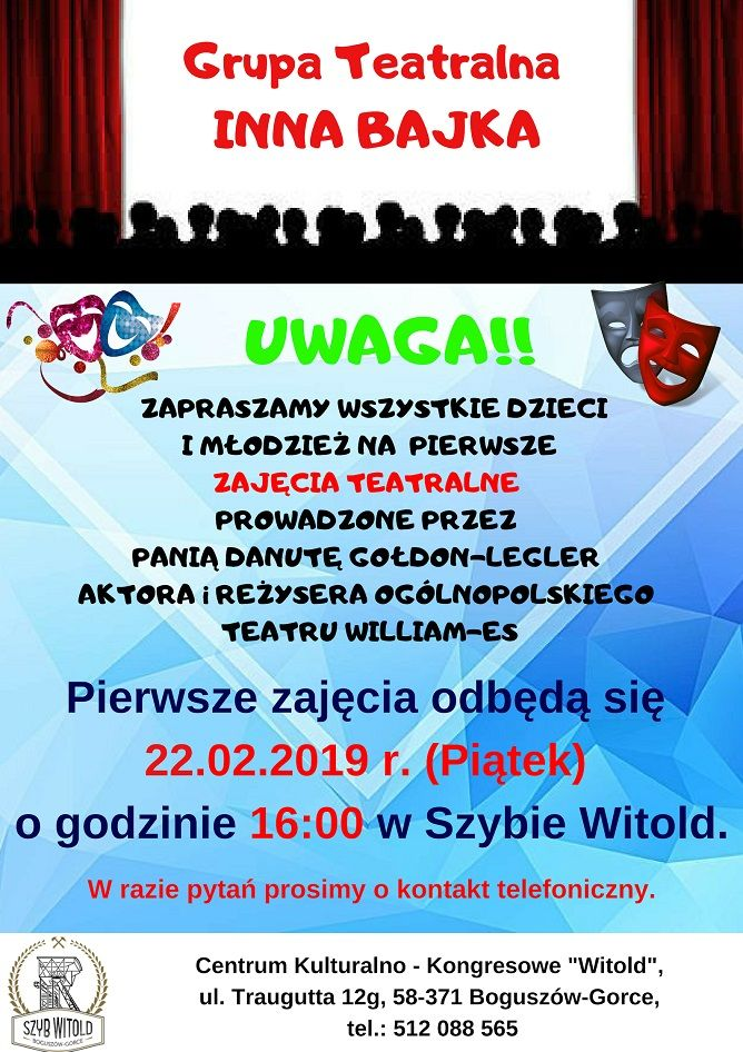 REGION, Boguszów-Gorce: Dla każdego coś miłego w szybie Witold