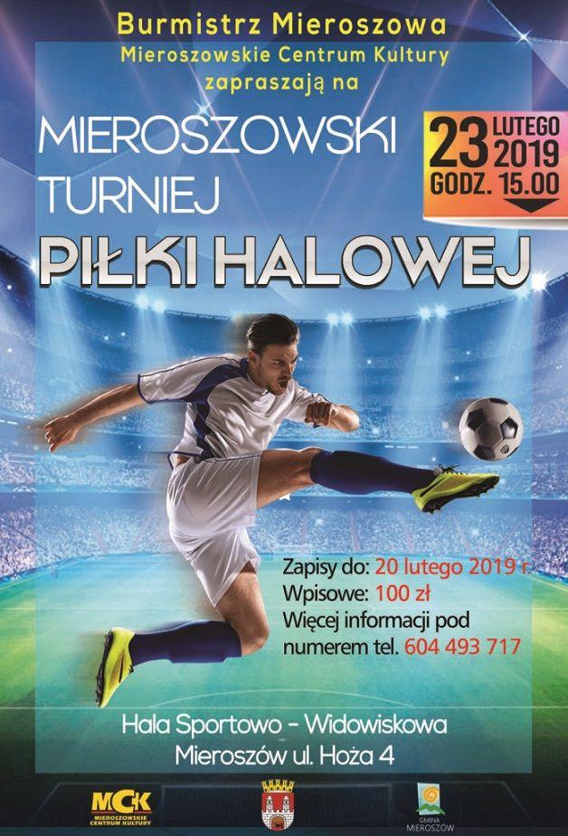 Mieroszów: Piłkarze będą rywalizować w Mieroszowie
