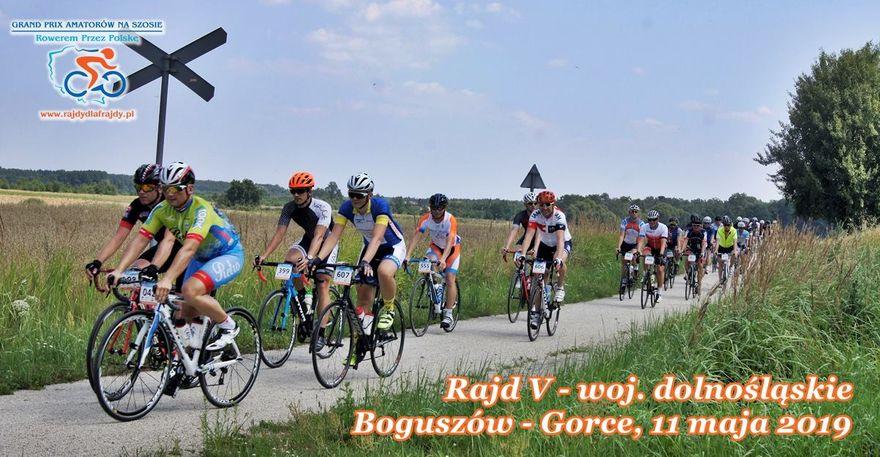 REGION, Boguszów-Gorce: Grand Prix Amatorów na Szosie odbędzie się w Boguszowie–Gorcach