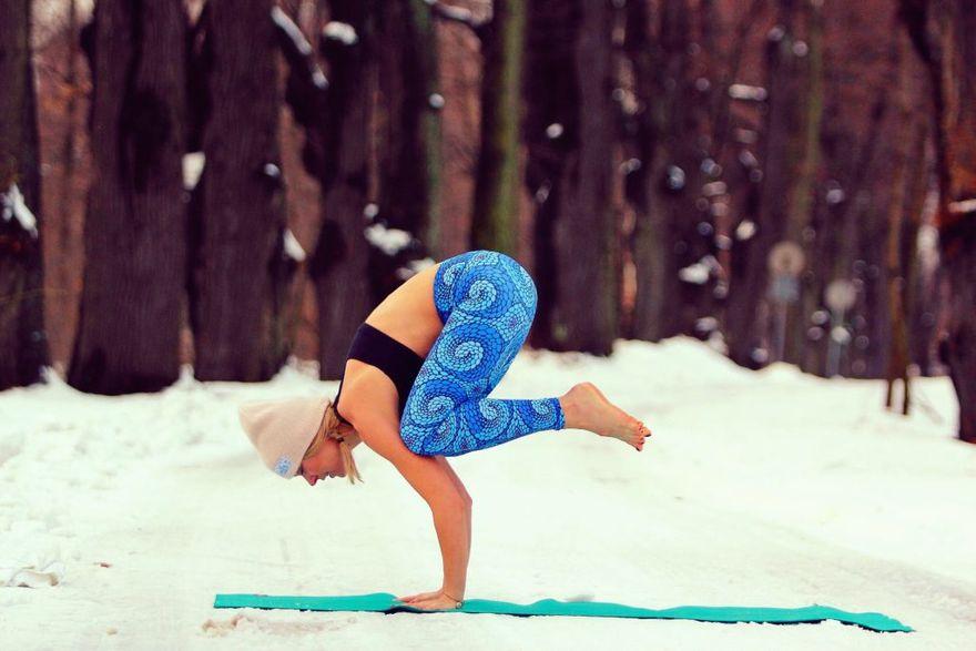 Wałbrzych: Pożegnaj zimę z jogą
