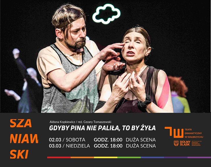 Wałbrzych: Przyjdź w weekend do Szaniawskiego