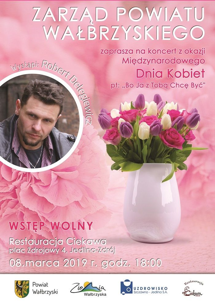 powiat wałbrzyski: Zarząd Powiatu i gminy zapraszają na obchody Międzynarodowego Dnia Kobiet
