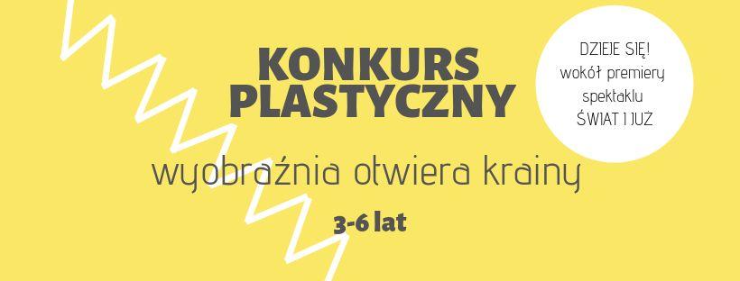 Wałbrzych: Konkurs plastyczny dla najmłodszych