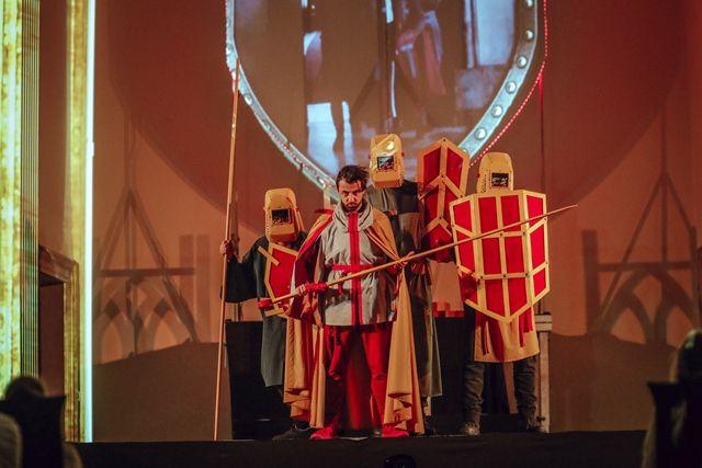Wałbrzych: Bolko II Świdnicki w teatralnej odsłonie
