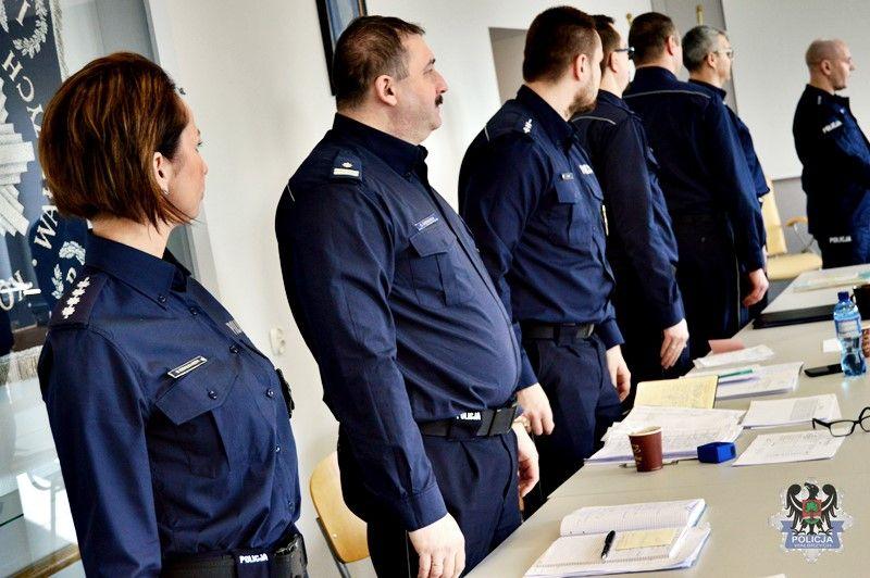 REGION, Głuszyca: Asp. szt. Monika Rzehulka–Rzepa została zastępcą Komendanta Komisariatu Policji w Głuszycy
