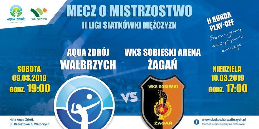 Wałbrzych: II liga siatkówki mężczyzn: Na drodze do awansu stanie Sobieski