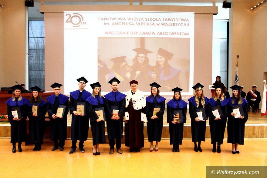 Wałbrzych: Dyplomatorium w PWSZ