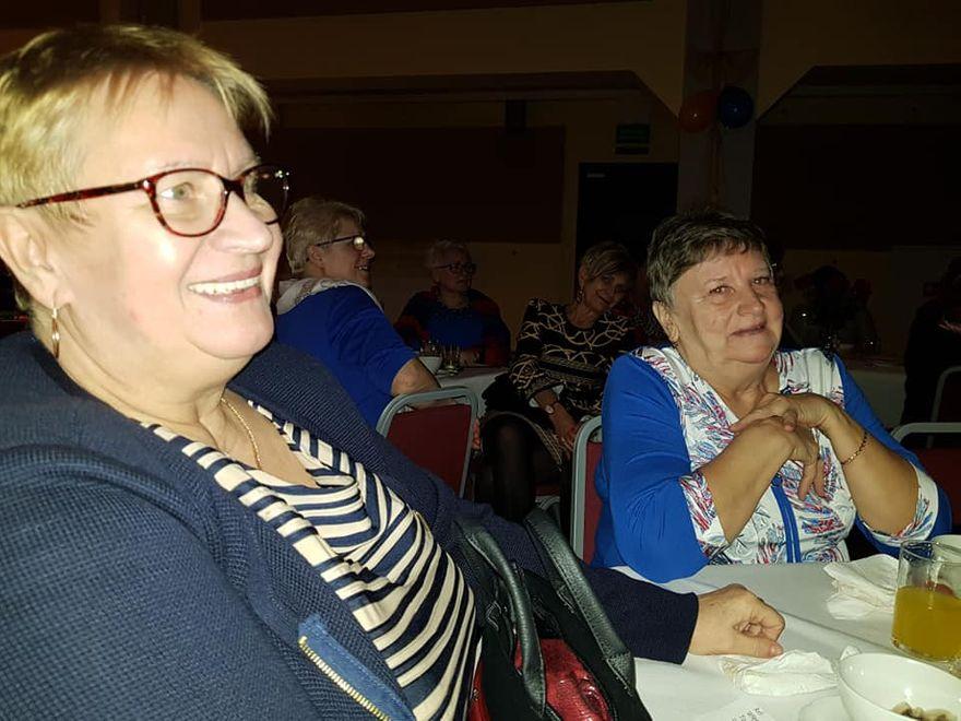 REGION, Mieroszów: Panie z Mieroszowa świętowały we wspaniałej atmosferze