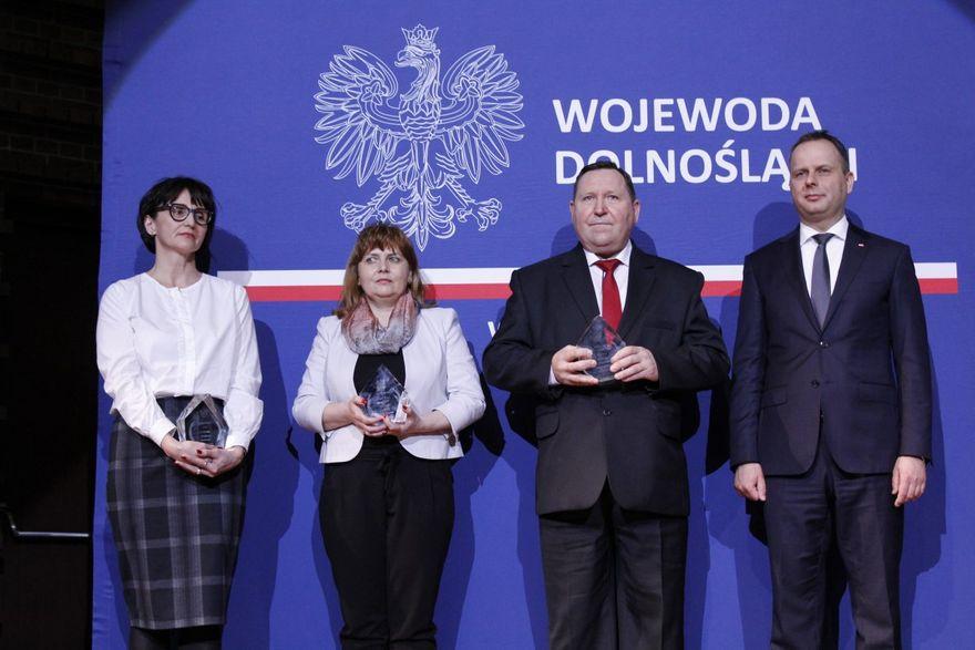 REGION, Sokołowsko: Sołtys Sokołowska jedną z najlepszych na Dolnym Śląsku