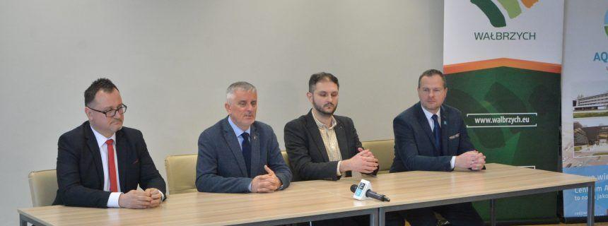 Wałbrzych: Piotr Rachwalski staje na czele Aqua Zdroju