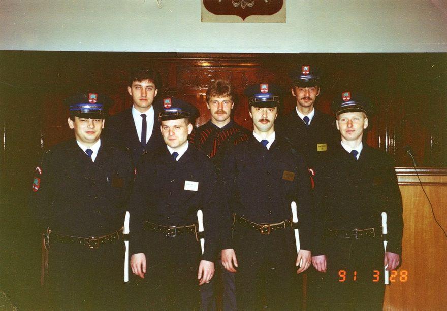 Wałbrzych: To już 28 lat od powołania do życia wałbrzyskiej Straży Miejskiej