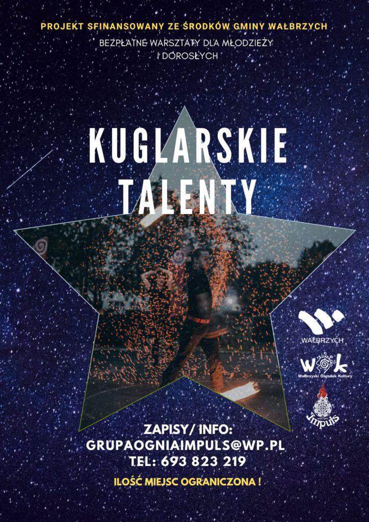 """Wałbrzych: WOK realizuje projekt """"Kuglarskie talenty"""""""