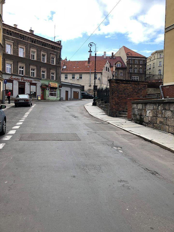 Wałbrzych: Remont ulicy Garbarskiej ruszy prawdopodobnie jeszcze w kwietniu