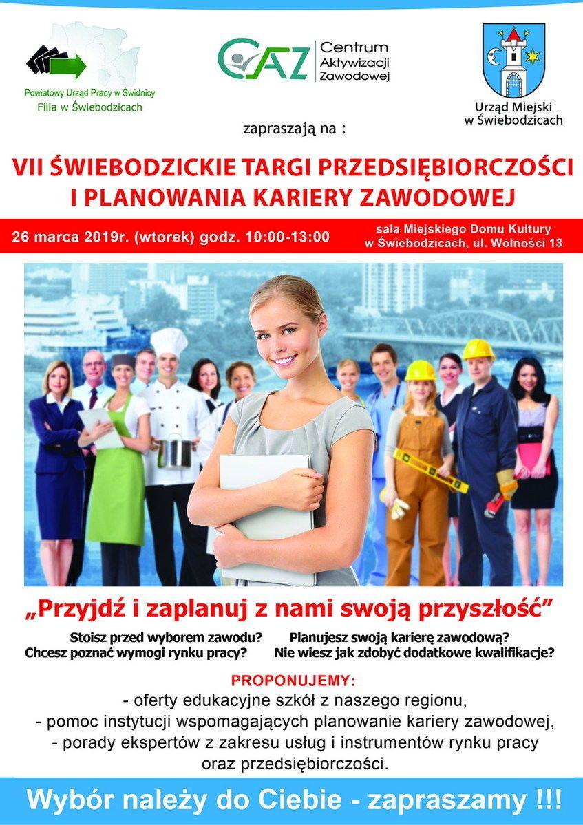 REGION: Wałbrzyskie placówki oświatowe zaprezentują się na świebodzickich targach