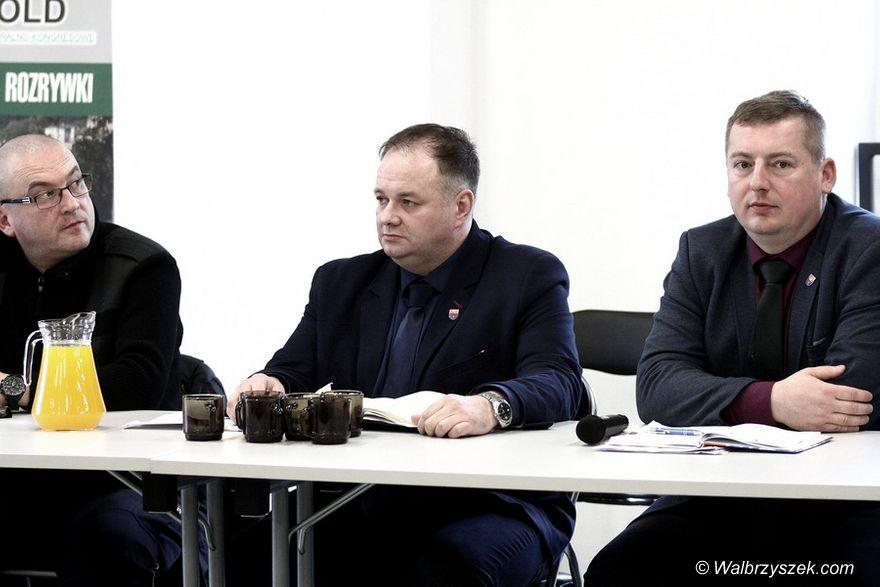 REGION, Boguszów-Gorce: Zastępca burmistrza Boguszowa–Gorc spotkał się z mieszkańcami