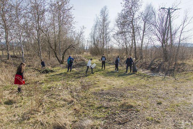 REGION, Krzeszów: Udane wielkie sprzątanie