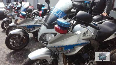 Wałbrzych/REGION: Motocykliści mają swój czas