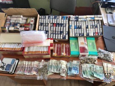 REGION, Czarny Bór: Domorosły handlarz tytoniem zatrzymany przez policję