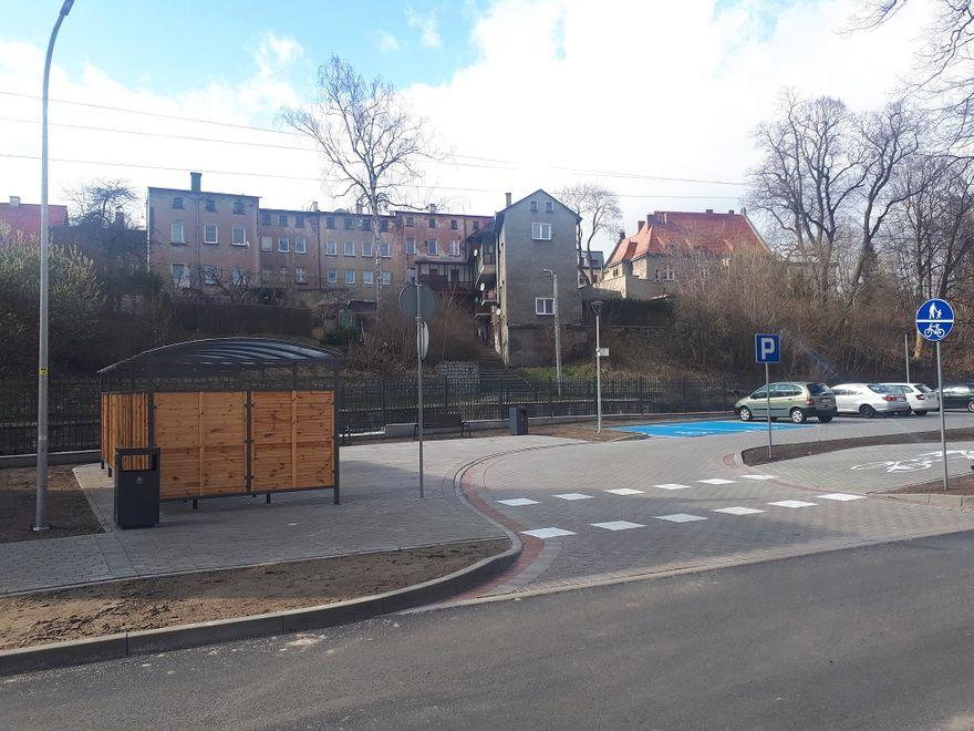 REGION, Mieroszów: Nowy parking w Mieroszowie