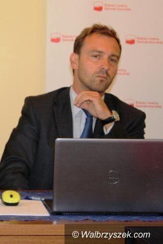 Wałbrzych: Wałbrzyszanin na listach Wiosny w wyborach do Parlamentu Europejskiego